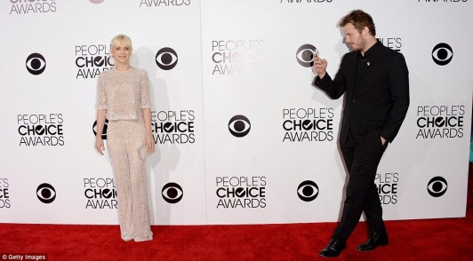 People's Choice Awards-Anna and Chris