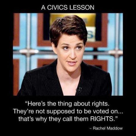 A Civics Lesson
