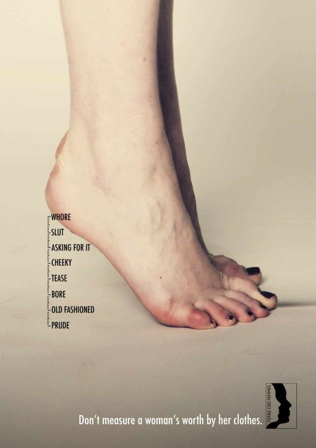 Don't Measure a Woman