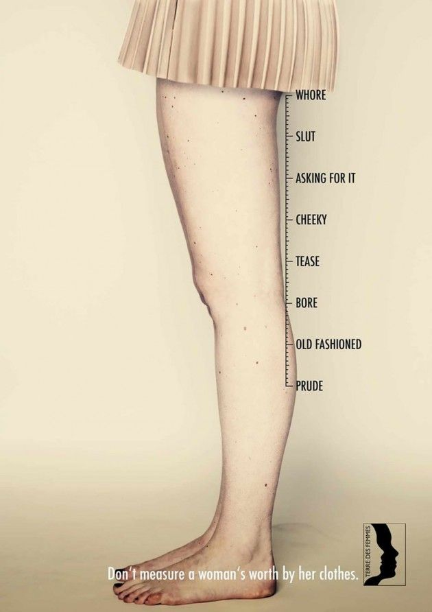 Don't Measure a Woman's Worth