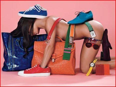 Fashion Spread in Details
