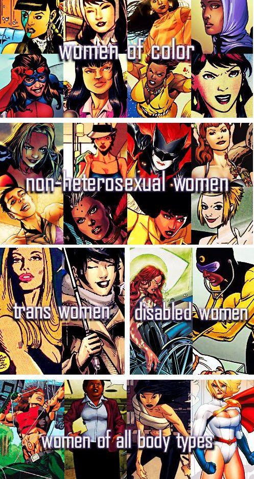 Feminism Includes