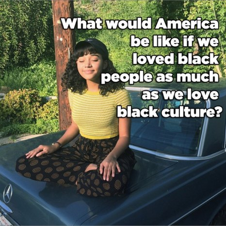 If We Loved Black People