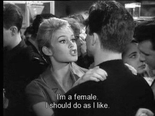 I'm a Female.