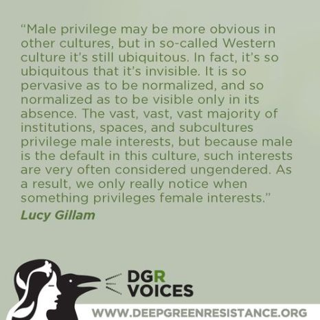 Male Privilege