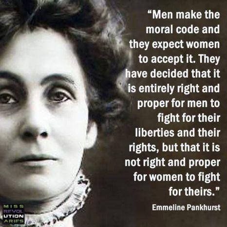 Men Make the Moral Code