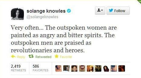 Outspoken Women