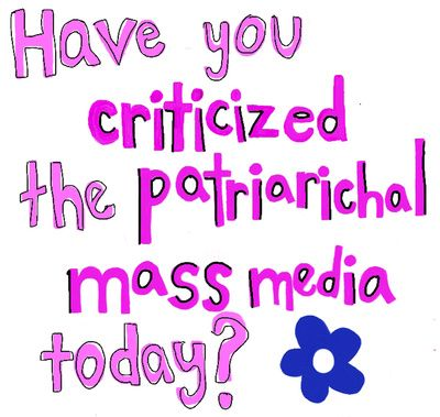 Patriarichal Mass Media