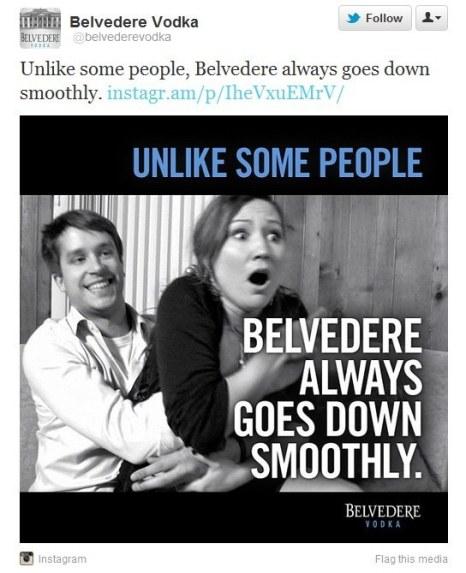 Rape Culture Belvedere