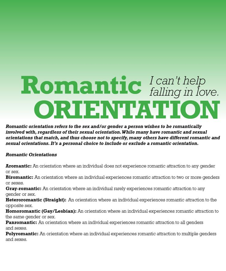 Romantic Orientation