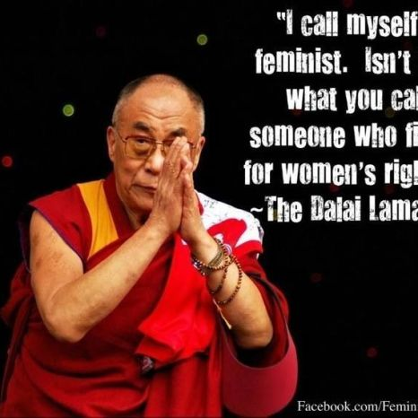 The Dali Lama