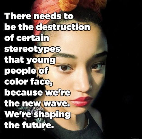 The Destruction of Stereotypes