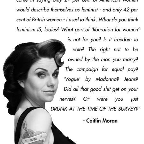 The Word Feminism