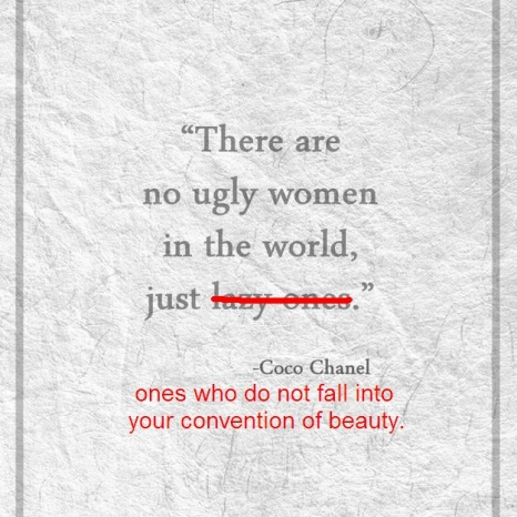 Ugly Women
