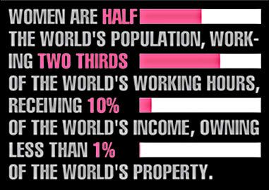 Women are Half of the Population