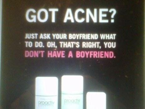 You Don't Have a Boyfriend