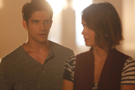TW 511 Shelley Hennig and Tyler Posey
