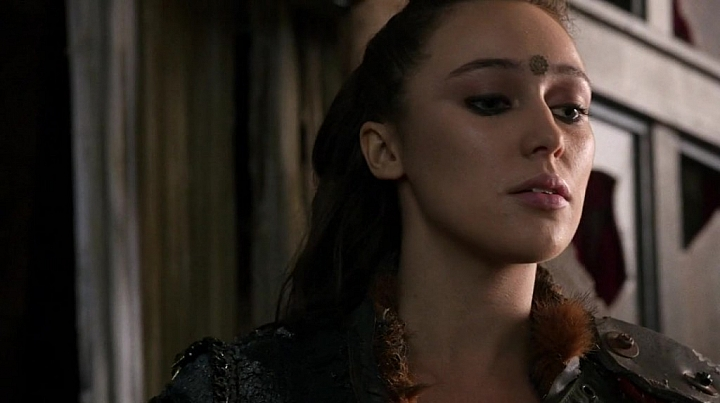 """The Bechdel, Russo, and Race Test: The 100, """"Wanheda: Part 2"""