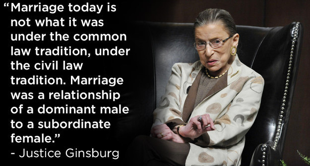 7 Badass Notorious Rbg Quotes On Rbgs 83 Birthday Feminist
