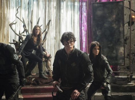 The 100 - Episode 3.16 - Perverse Instantiation - Part Two (Season Finale)