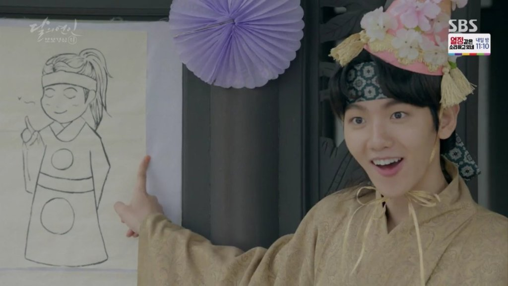 The Bechdel, Russo, and Race Test: Moon Lovers: Scarlet Heart Ryeo